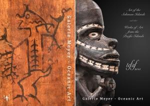 Texte du catalogue publié par la galerie Meyer (www.galerie-meyer-oceanic-art.com), à l'occasion de la Tefaf 2011, Maastricht. Photos M. Gurfinkel.