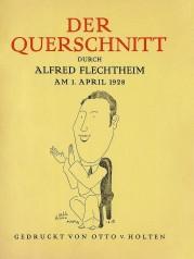 Der Querschnitt 1928