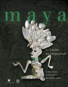 Couv. Maya de l'aube