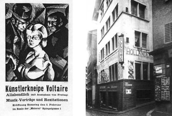 Kunstlerkneipe-Voltaire