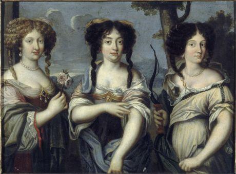 Les nièces de Mazarin